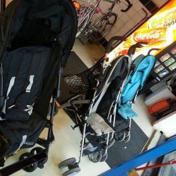 Kringloop Winkel Delft - Kinderwagens